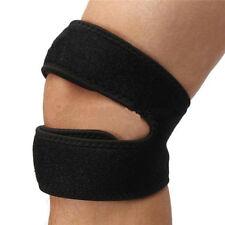 Adjustable Neoprene Knee Brace Support Straps Double Patella Tendon Brace