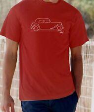 Original sketch Citroen Traction Avant t-shirt