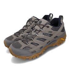 Merrell Moab 2 GTX Gore-Tex Charcoal Grey Gum Men Outdoors Hiking Shoes J99765