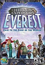 Hidden Expedition: Everest (PC, CD 2007) HIDDEN OBJECTS GAME