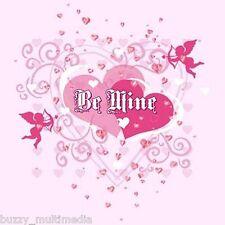 Be Mine Valentines Day Shirt, cupid, heart & love, sexy & sassy,  Small - 5X