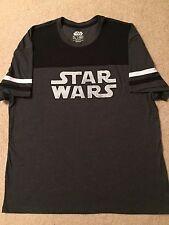 STAR WARS Darth Vader Luke SKYWALKER R2-D2 Han SOLO C-3PO Movie MEN'S T-Shirt