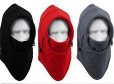 Balaclava Thermal Polar Poly Fleece Winter Hat Hood Cap Face Mask Skiing Beanie
