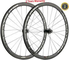 25mm 38mm Depth Disc Brake Carbon Wheels Road Bike Cycle Wheelset Disc Brake Hub