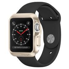 Spigen® [Slim Armor] 38/42mm Shockproof Case Slim Cover for Apple Watch 1&2&3