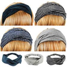 AXY Cinta Pelo SERIE 6-breite 12cm-yoga haarband-haarschmuck PASADOR PARA