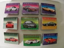 Puzzle de coche 54 piezas F.X. Schmid rarezas 9 diferentes modelos