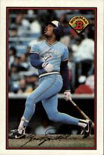 1989 Bowman Baseball #256 - #484 - Choose Your Cards