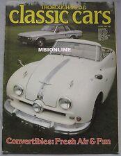 Classic Cars 06/1981 featuring Lola-Aston, Bristol Beaufighter, Austin Atlantic