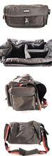 PHOTO CAMERA GADGET BAG *BLACK AND RED*