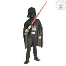 RUB Darth Vader Box Lizenz Star Wars Kinder Kostüm mit Maske und Lichtschwert