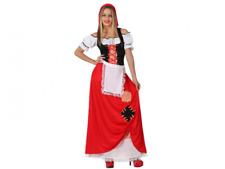 vestibilità classica fornitore ufficiale San Francisco Costume contadina a costumi e travestimenti per carnevale e teatro ...