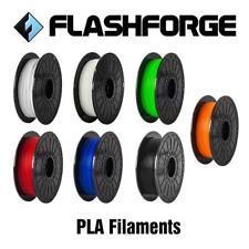 Flashforge PLA 3D Printer Filament 1.75mm 0.6KG for Dreamer/Inventor/Finder