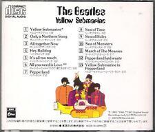 "THE BEATLES - RARO CD JAPAN "" YELLOW SUBMARINE """