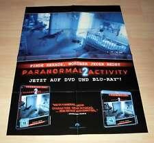 Filmposter A1 Neu Plakat Poster Paranormal Activity 2