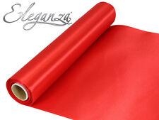 Eleganza Satin Fabric 29cm x 20m roll