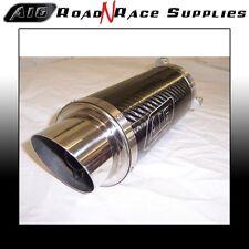 UNIVERSAL 60mm Slip-on A16 MOTO GP Stubby Exhaust (p/o)