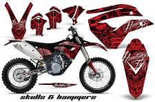 AMR MOTO GRAPHICS KIT HUSABERG FE 390/450/570 09-11 SHR
