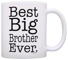 Big Brother Gift Ideas Best Big Brother Ever Big Brother Coffee Mug Tea Cup