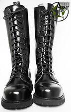 14 agujeros Ranger Boots botas de combate botas combate 41 42 43 44 45 46 47