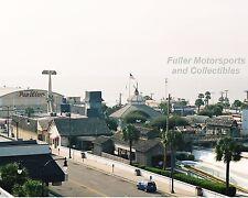 MYRTLE BEACH SOUTH CAROLINA PAVILION LOG FLUME 8x10 PHOTO #14 ATLANTIC OCEAN