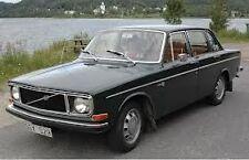 Volvo 142, 144 & 145, COPPER BRAKE PIPE KIT, NEW