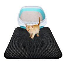 UK Pet Cat Folding Double-Layer Litter Cat Mat EVA Mat Waterproof Bottom Layer
