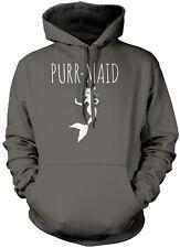 PurrMaid - Cute Mermaid Kitty Unisex Hoodie