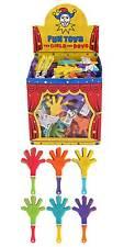 Divertido Mini Mano Clappers Kid's Play Partido Bolsa Relleno botín Bolsa de aplauso Sound Maker