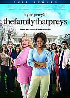 Tyler Perrys The Family That Preys (DVD, 2009, Full Screen Version)