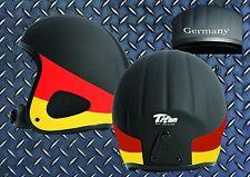 Jethelm, Titan -das Original, Germany Flag, Motorrad,Biker,Chopper,Bobber