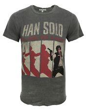 Junk Food Star Wars Han Solo Men's T-Shirt