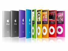 ipod nano 4th generation (Multiple Colors) 8 GB 16 GB w/ charging cord