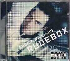 CD ALBUM 16 TITRES--ROBBIE WILLIAMS--RUDEBOX--2006