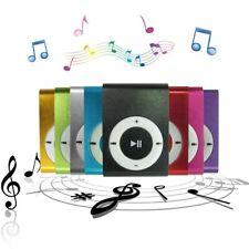 Mini MP3 player clip 8GB 16GB memory usb quality audio sd expansion