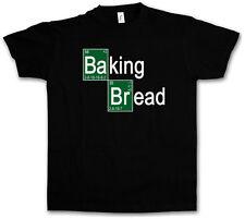 Baking Bread II T-Shirt-breaking panadero pastelero pan Koch Fun Baker Bad Shirt