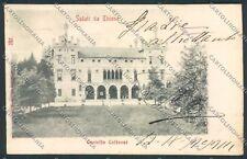 Vicenza Thiene cartolina B8504 SZG