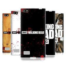 OFFICIAL AMC THE WALKING DEAD LOGO SOFT GEL CASE FOR BLACKBERRY PHONES