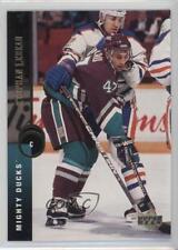 1994 Upper Deck #53 Stephan Lebeau Anaheim Ducks (Mighty of Anaheim) Hockey Card