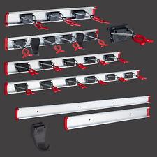 Bruns Profi Gerätehalter - Das komplette Sortiment! Werkzeug Haken Leiste