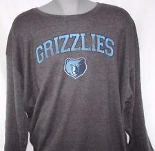 NEW Mens MAJESTIC Memphis Grizzlies Long Sleeve Big & Tall NBA Thermal Shirt