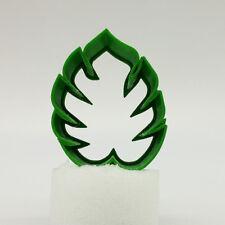 "Palm Leaf Cookie Cutter, 3""/4""/5"" Size, 1"" Deep"