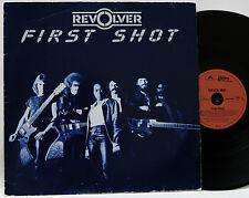 Revolver        First Shot         NM  # V