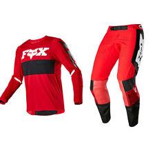 FOX Combo 360 Linc rot/schwarz Motocross MX Moto Cross Enduro Trikot Offroad