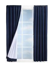 Microfiber Energy Saving Curtains