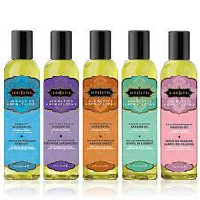 Kama Sutra Aromatic Massage Oil, 8oz