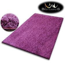 Barato Suave Alfombras Peludo 5cm lila alta calidad bonito en Touch Varios