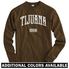 Tijuana Mexico Long Sleeve T-shirt - LS Men S-4X - Gift TJ Tijuanan Club Toros