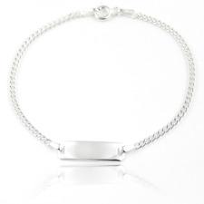 ►► Kinderarmband Babyarmband Taufarmband Gravurarmband 925er Silber 14//12cm ◄◄