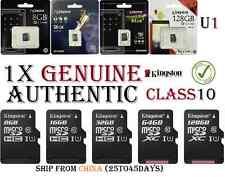 GENUINE Kingston 8GB 16GB 32GB 64GB 128GB Micro sd card Memory MicroSd Memoire